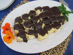 Chocolate and vanilla puffs | InspiredNourishment.wordpress.com