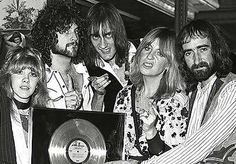 Fleetwood Mac: entre tapas e beijos
