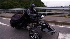 Batman » batrike motorcycle