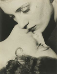 Man Ray   Lee Miller and Friend, Paris   c.1930