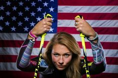 With the Sochi Olympics just 65 days away, it's time to get familiar with Mikaela Shiffrin, the likely face of Team USA. Mikaela Shiffrin, Ski Girl, Ski Racing, Alpine Skiing, Team Usa, Ski And Snowboard, Olympians, Winter Sports, Eva Marcille