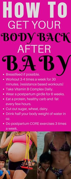 Top After Pregnancy Moves: Get Your After-Baby Body Fast! You just brought your . - Pre and Post Pregnancy tips - Pregnancy Workout After Baby Workout, Post Baby Workout, Post Pregnancy Workout, Mommy Workout, Pregnancy Tips, After Pregnancy Diet, Post Pregnancy Body, Pregnancy Fitness, Pregnancy Health
