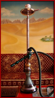 shisha will be available to guests throughout the day- traditional Middle Eastern passtime and a good conversation piece.