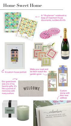 Wrapped Up: Stylish Housewarming Gifts - La Dolce Vita