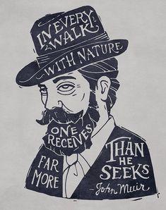Nature is infinitely generous.