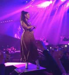 Ariana Grande Updates — June 7: Ariana Grande performing at the 'Dangerous...