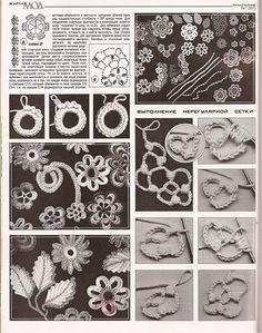 Crochet blouses - diamondinapril - Álbumes web de Picasa