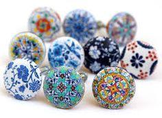 Image result for ceramic post knobs