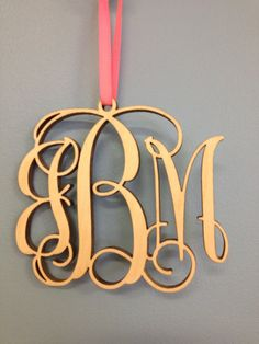 Hey, I found this really awesome Etsy listing at http://www.etsy.com/listing/161293725/unfinished-4-inch-monogram-ornament