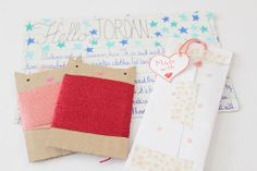 letter contents by stellaireblog, via Flickr