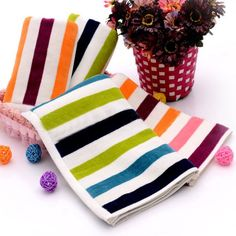 New 100/% Bamboo Fiber Weaved Sateen Lovers Cleaning Hand Towel Face Beauty Towel