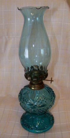 Gorgeous ♥♥ I have a blue oil lamp very similar to this one <3 <3