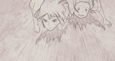 Studio Ghibli Spirited Away pencil test animation Animation News, Animation Storyboard, Animation Sketches, Animation Reference, Studio Ghibli Art, Studio Art, Character Art, Character Design, Poses References