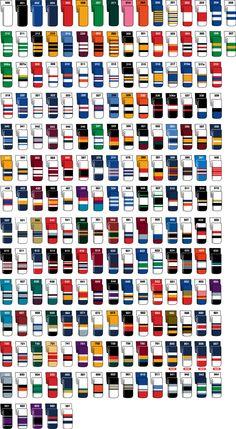 Hockey Socks - Ice Hockey Socks
