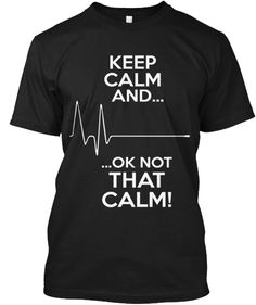 NOT TOO CALM 5$OFF LIMITED EDITION | Teespring