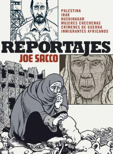 Reportajes de Joe Sacco