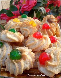 Biscuits, Italian Cookies, Xmas Food, Dessert Recipes, Desserts, Xmas Recipes, Gelato, Tea Time, Sushi