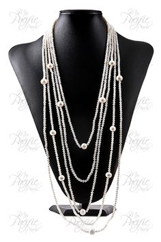 http://www.mypacificpearls.com/shop/pearls/bora-bora-collection---five-strand-11-12mm-and-5mm-exotic-pearl-necklace/203 BORA BORA COLLECTION - Five Strand 11-12mm and 5mm Exotic Pearl Necklace