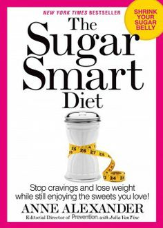 The sugar smart diet : stop cravings and lose weight while still enjoying the sweets you love! by Anne Alexander.  Click the cover image to check out or request the non-fiction kindle.