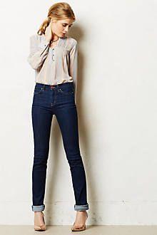 AG Farrah High-Rise Skinny Jeans - #Anthropologie