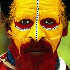 Visit the tribes of Papa New Guinea