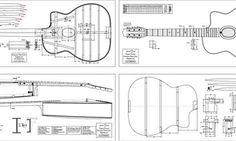 Printable guitar template PDF? Page 3 Telecaster