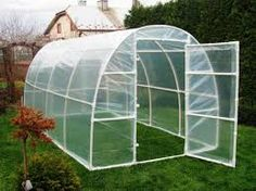 How to build your own greenhouse? - | Diy greenhouse, Rounding and Easy
