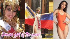 Pinas Wagi Nanaman sa International Beauty Pageant! AYA FERNANDEZ - Drea... Beauty Pageant, Sari, Music, Youtube, Fashion, Saree, Musica, Moda, Musik