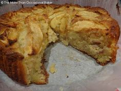 The more than occasional baker: Real Yorkshire Wensleydale & Cranberries and Apple Cake Cheese Recipes, Cake Recipes, Cooking Recipes, British Pudding, English Food, English Recipes, Cranberry Cheese, Cake Servings, Tarts
