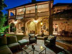 Dave Perry-Miller presents haute homes near Highland Park Village