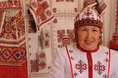 Chuvash woman
