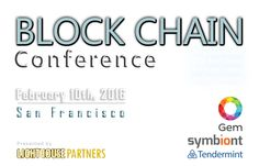The Block Chain Conference