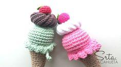 Cuando el crochet deja de ser crochet y se convierte en una parte fundamental de tu vida... Amigurumis y piezas sencillas de crochet