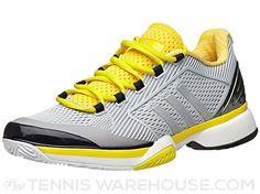 sports shoes 90d1d 2d28e adidas Stella Barricade 2015 Grey Womens Shoes. Tennis ...
