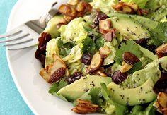 Cranberry-Avocado Salad with Vinaigrette | California Avocado