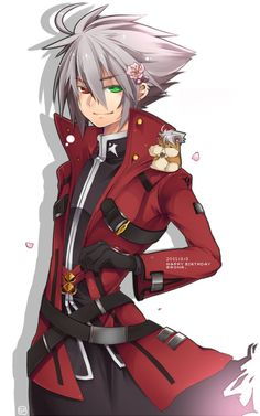 Ragna the Bloodedge -The-Bloodedge-Ragna