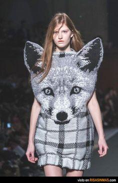 Ese momento en que la moda se les va de las manos.
