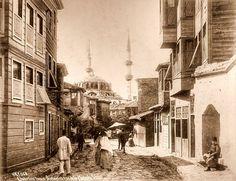 Istanbul / Üsküdar | Quartier Turc a Scutari et vue de la Mo… | Flickr