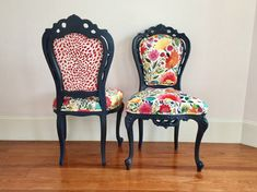 Customizable Victorian Chairs by ChairWhimsy on Etsy