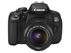 Canon 650D ¿no la había puesto por aquí verdad?