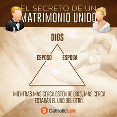 Biblioteca de Catholic-Link - El secreto de un matrimonio unido: mientras más...