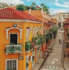Cartagena De Indias, Colombia Sierra Nevada, Santa Marta, North And South America, Latin America, Instagram Story, Caribbean, Scenery, Around The Worlds, Mansions