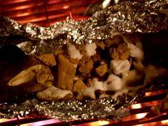 Campfire Banana Boats Recipe