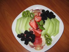 Day 20 Fruit for Breakfast!  So delicious and tasty!  Only 1 more day left.