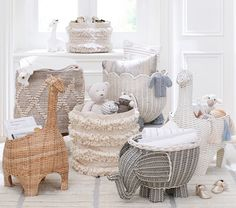 49 Ideas Baby Nursery Safari Pottery Barn Kids For 2019 Safari Nursery, Nursery Room, Girl Nursery, Baby Room, Nursery Decor, Baby Elephant Nursery, Elephant Shower, Elephant Theme, Nursery Bedding