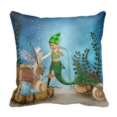 Little Mermaid 4 American MoJo Pillow In our offer link above you will seeShopping          Little Mermaid 4 American MoJo Pillow Online Secure Check out Quick and Easy...