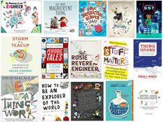 Do you have a budding engineer in the family? Here is a list with some of ourfavourite books for introducing children to engineering and STEM and also inspiring engineering books... Continue Reading >