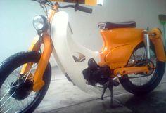 Street cub Cubs, Honda, Bike, Street, My Style, Bicycle, Bear Cubs, Bicycles, Tiger Cubs