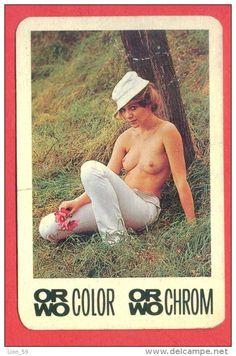 Orwo girl #2