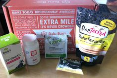 A great vitamin and supplement monthly subscription Bulu Box!